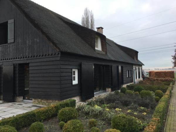 Schilderwerk woonhuis Prinsenbeek