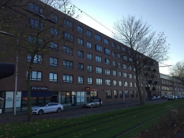 Schilderwerk appartementencomplex Woonstad Rotterdam