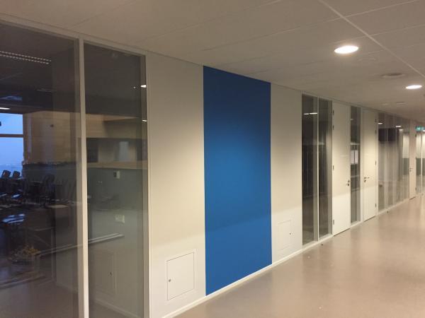 Schilderwerk scholencomplex De Passie Rotterdam