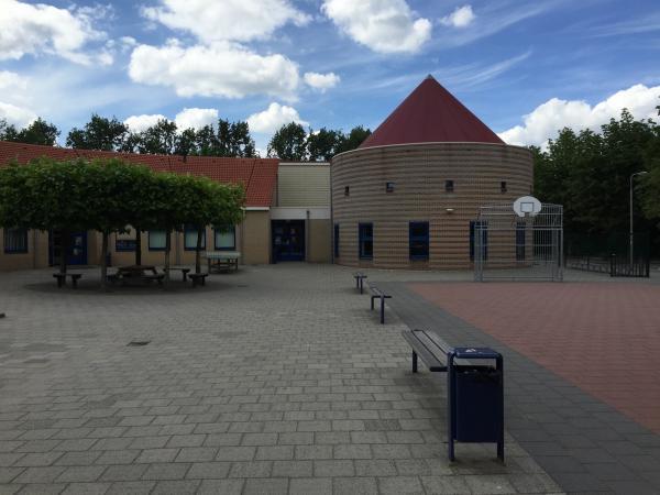 Schilderwerk Kerstenschool Ridderkerk