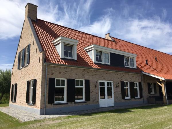 Schilderwerk Heerenboerderij Oostvoorne